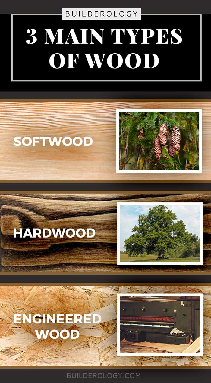 Diffe Types Of Wood Their Uses