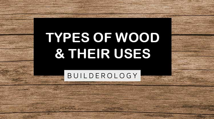 different types of wood