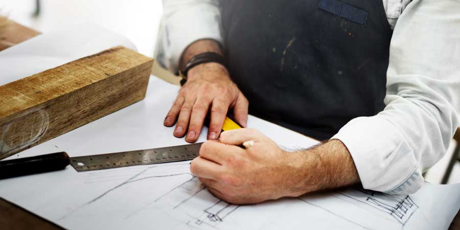 designing woodworking plans