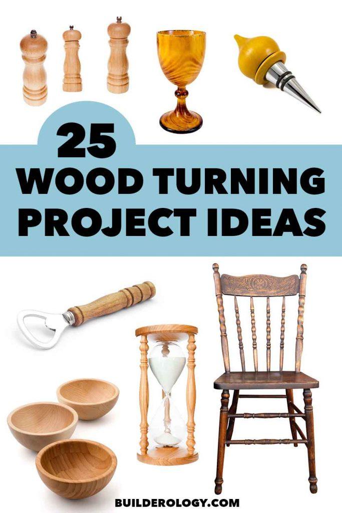 wood turning lathe project ideas
